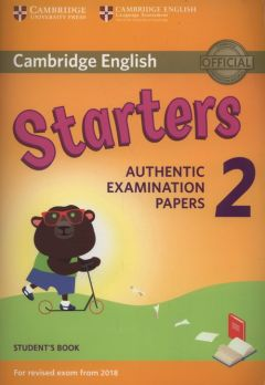 Cambridge English Starters 2 Student's Book