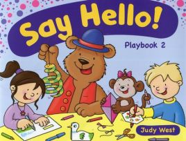 Say Hello 2 Playbook - Judy West