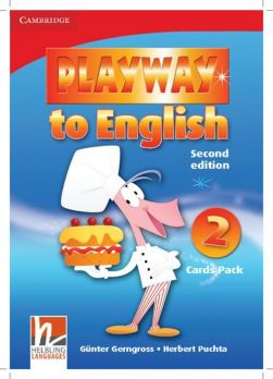 Playway to English 2 Flash Cards Pack - Günter Gerngross, Herbert Puchta