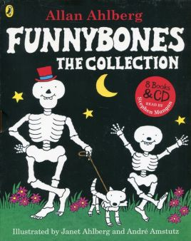 Funny Bones Book and Audio Collection