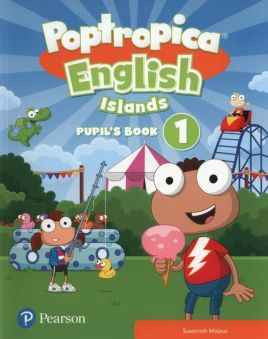 Poptropica English Islands 1 Pupil's Book