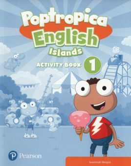 Poptropica English Islands 1 Activity Book - Susannah Malpas