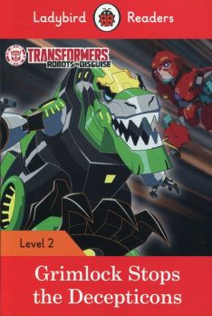 Transformers Grimlock Stops the Decepticons Level 2