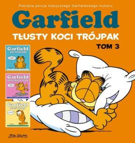 Garfield Tłusty koci trójpak Tom 3 - Jim Davis