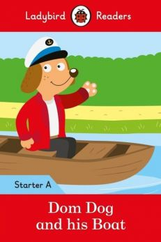 Dom Dog and his Boat Starter A