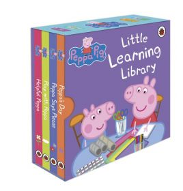 Peppa Pigs Little Learning Library