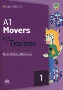 A1 Movers Mini Trainer with Audio Download