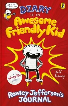 Diary of an Awesome Friendly Kid - Jeff Kinney