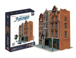 Puzzle 3D Wielka Brytania Auction House & Stores