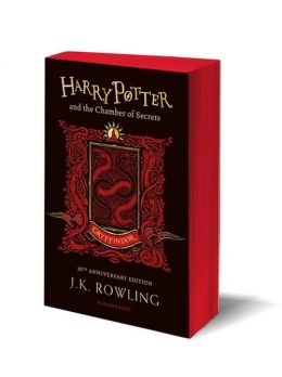 Harry Potter and the Chamber of Secrets Gryffindor Edition - J.K. Rowling