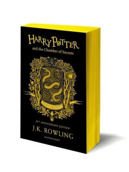Harry Potter and the Chamber of Secrets Hufflepuff Edition - J.K. Rowling