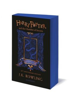Harry Potter and the Chamber of Secrets Ravenclaw Edition - J.K. Rowling
