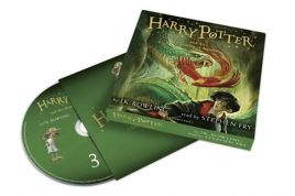 Harry Potter and the Chamber of Secrets CD - J.K. Rowling