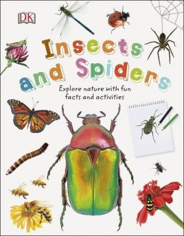 Insects and Spiders - Derek Harvey, Steve Parker