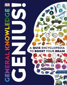 General Knowledge Genius! - Peter Chrisp, Clive Gifford, Derek Harvey