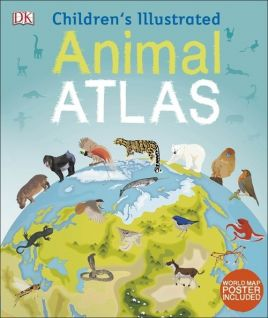 Children's Illustrated Animal Atlas - Jamie Ambrose