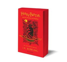 Harry Potter and the Prisoner of Azkaban Gryffindor Edition - J.K. Rowling