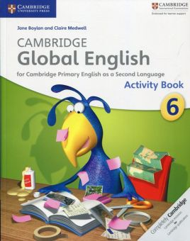 Cambridge Global English 6 Activity Book - Jane Boylan, Claire Medwell