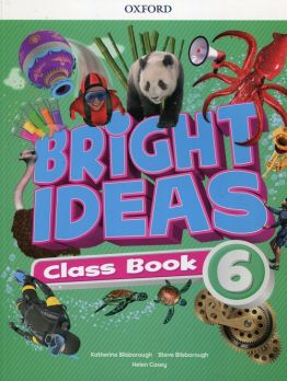 Bright Ideas 6 Class Book - Steve Bilsborough, Helen Casey, Katherine Blisborough